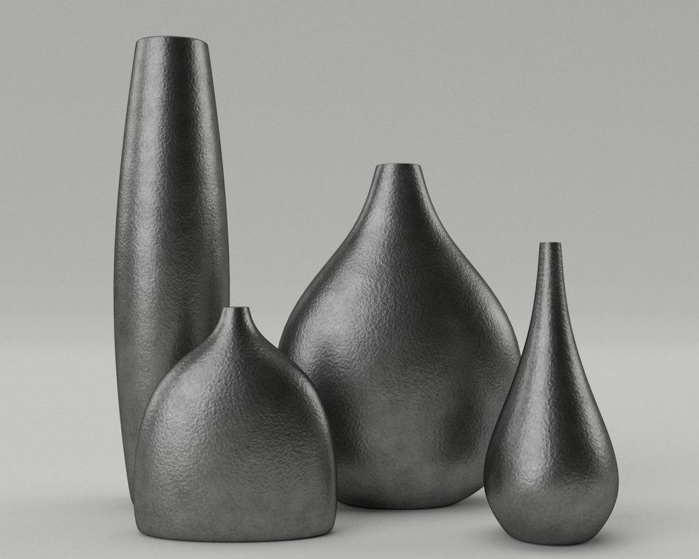 vases 3ds
