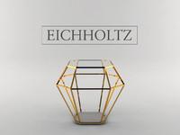 eichholtz table asscher 3d max