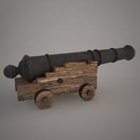 Cannon Ship