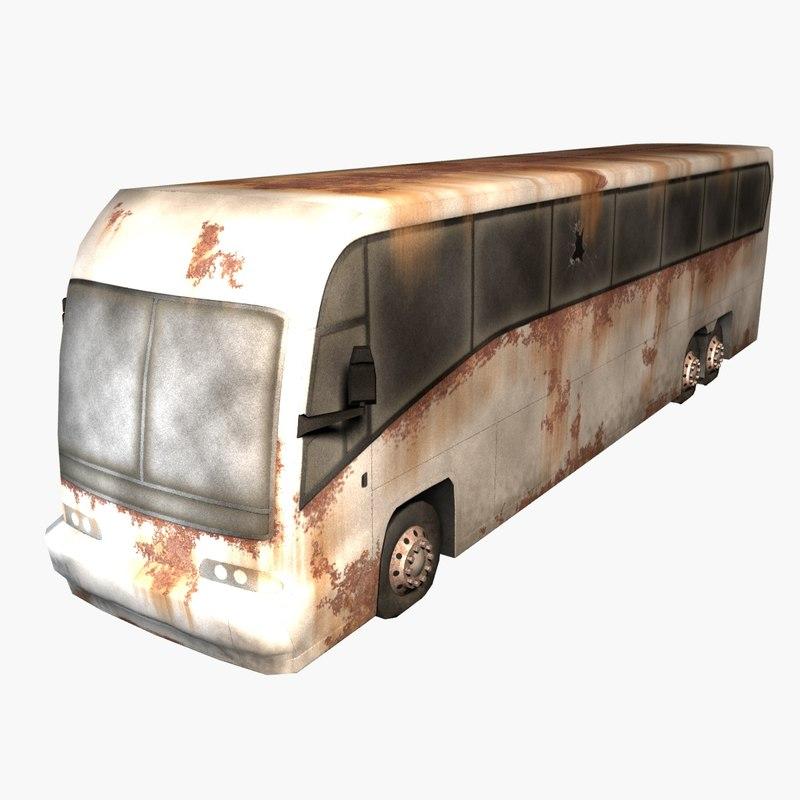 bus rusty max