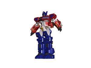optimus prime s max