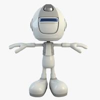 max robot character bot