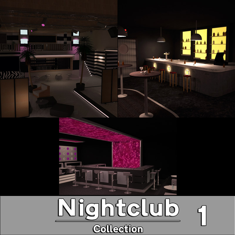 3d stonette nightclub 1