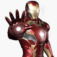 Iron Man Mark 45 Avengers AOU