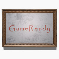 Picture Frame (Game Ready)