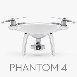 dji phantom 4 3d max