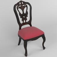 3d max classic chair