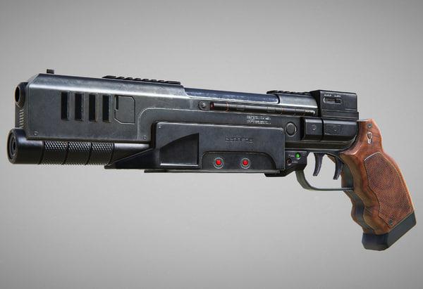obj 223 pistol blaster pbr