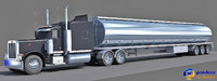 3ds american tanker truck