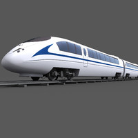 train passenger 3ds