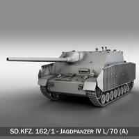 sd kfz 162 1 3d model