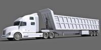 Volvo Dump Truck 10