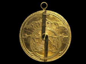 old astrolabe 3d max