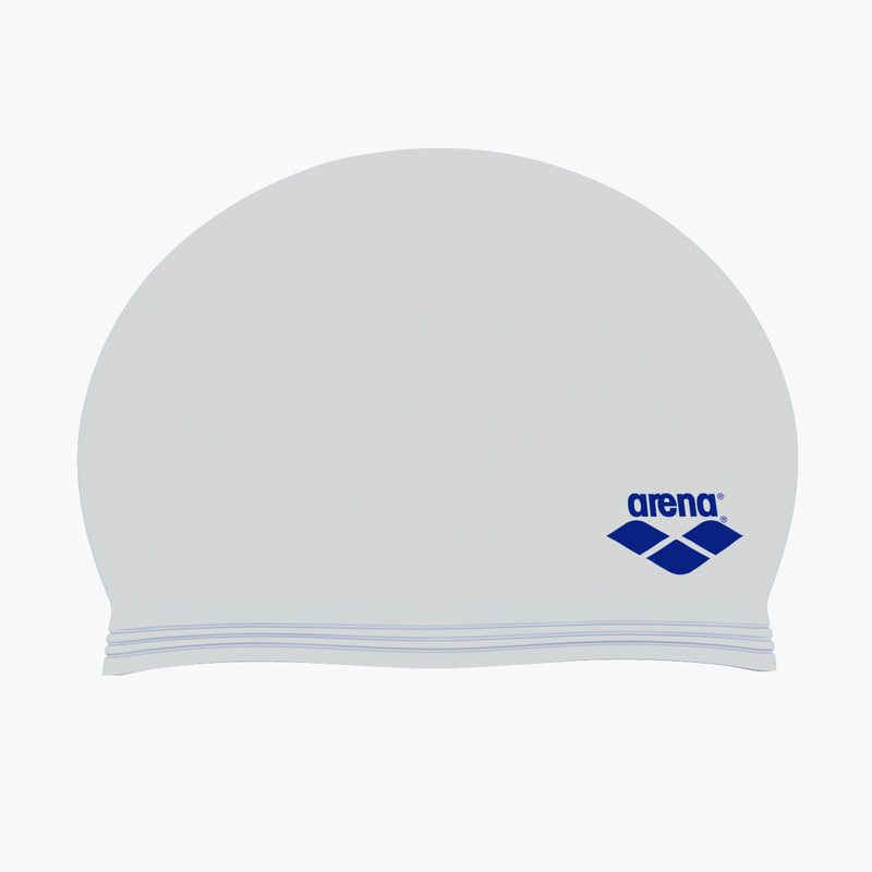 3d model bathing cap