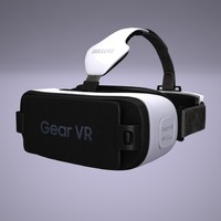 3d samsung gear vr innovator model