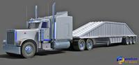Bottom Dump Truck 28