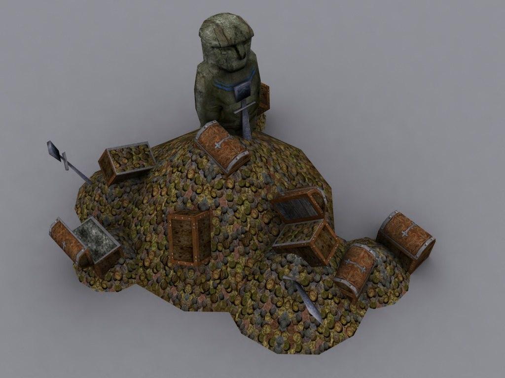 max treasure draft
