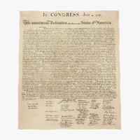declaration independence flat 3d max