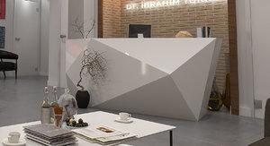 reception desk max free