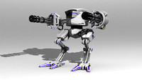 Robot Ranger Model