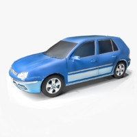 3ds volkswagen golf