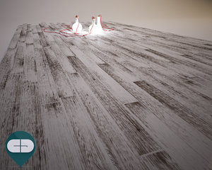 wood flooring 3ds