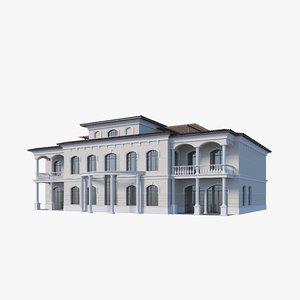 mediterranean house architecture max