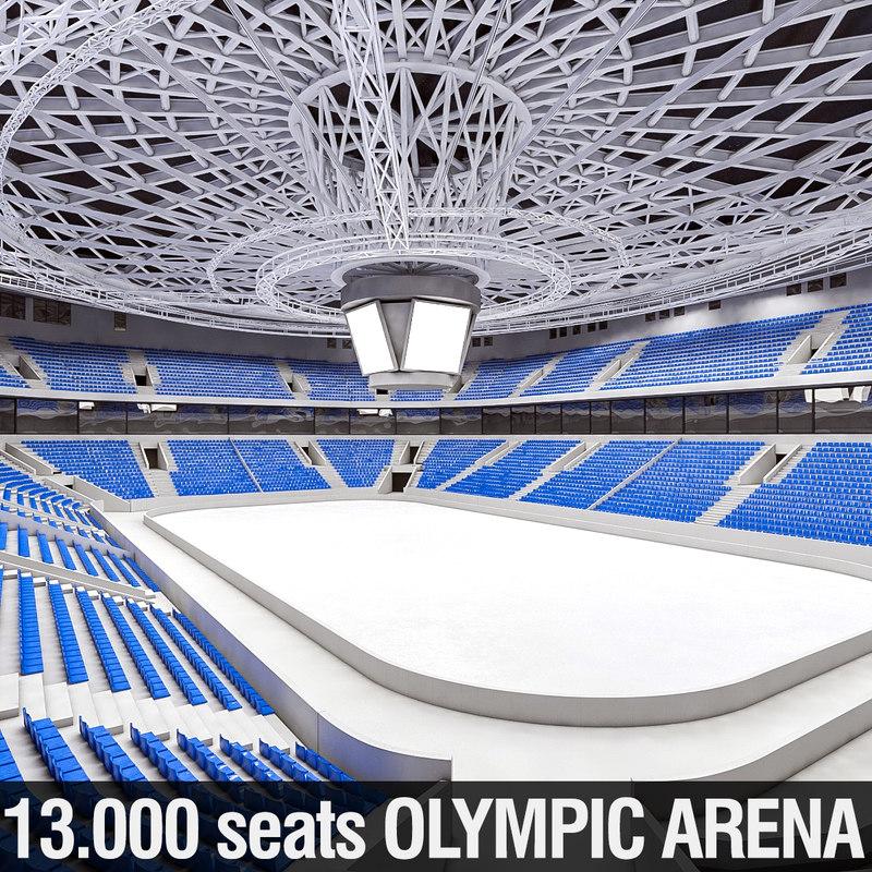 fbx winter olympic stadium 13000