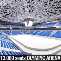 fbx winter olympic stadium 13000