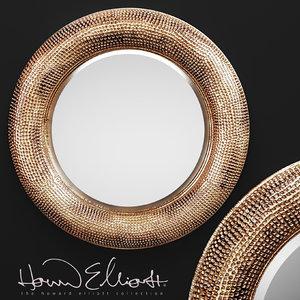 raymus mirror howard elliott 3d max