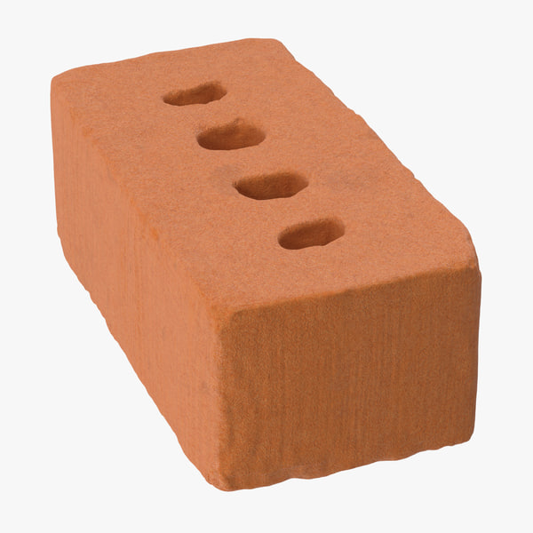 brick 01 3d obj