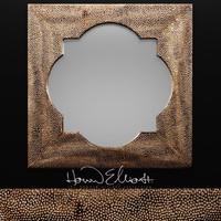 howard elliott raymus hammered 3d model