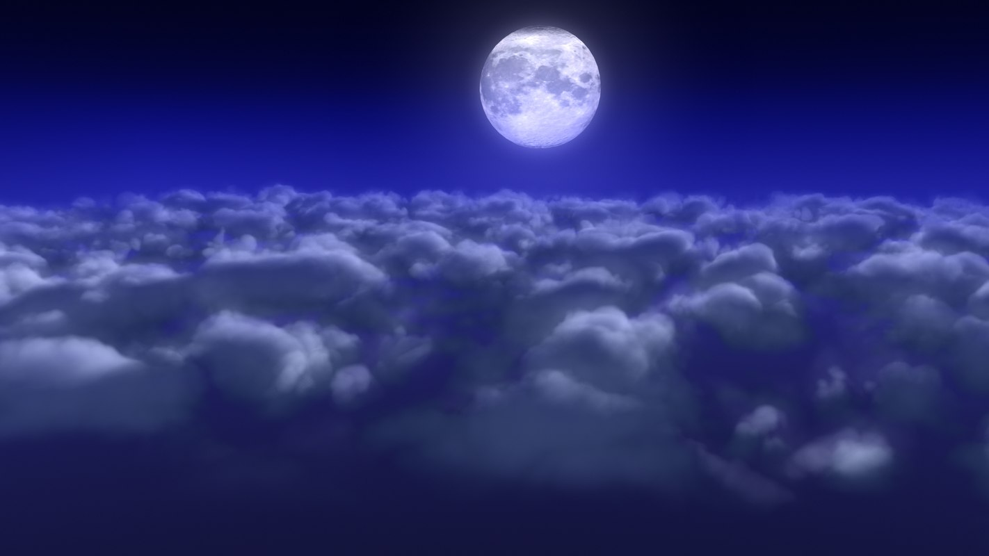 moon obj