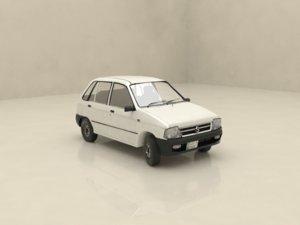 suzuki cars 3d model