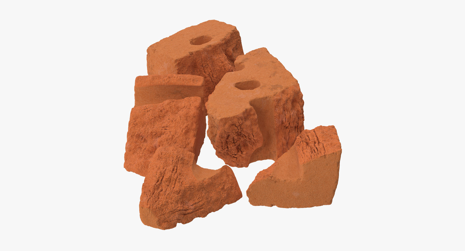 3d bricks broken 04
