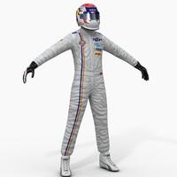 Aguri Formula E Driver