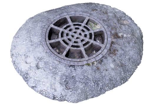 manhole cover 3d model