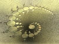 3d crop circles model