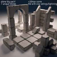 big stone pack