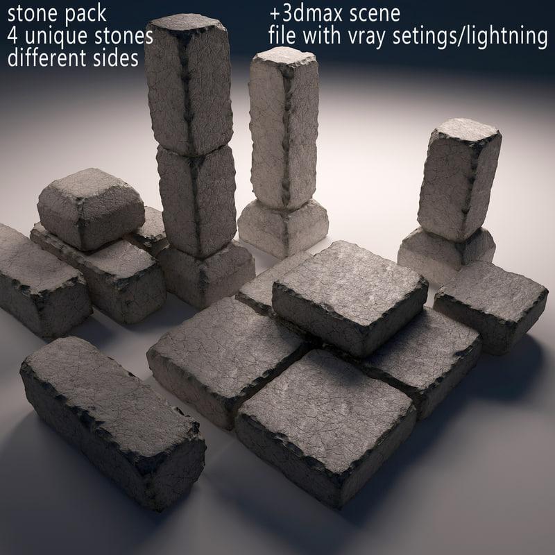 max stone pack