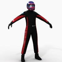 Venturi Formula E Driver