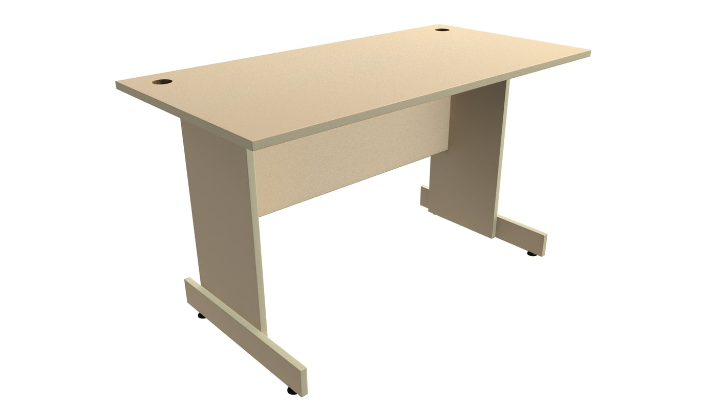 desk 80 s 3d lwo