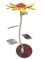 metal flower 3d max