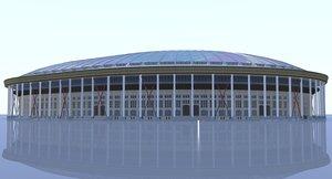 luzhniki stadium 3ds