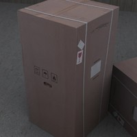 Cardboard Box Package