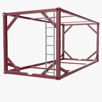 ISO Tank frame