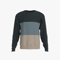 unisex sweater 3d max