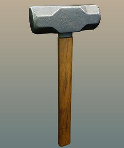 3d hammer old