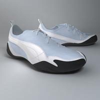 3d puma fusion trainers model