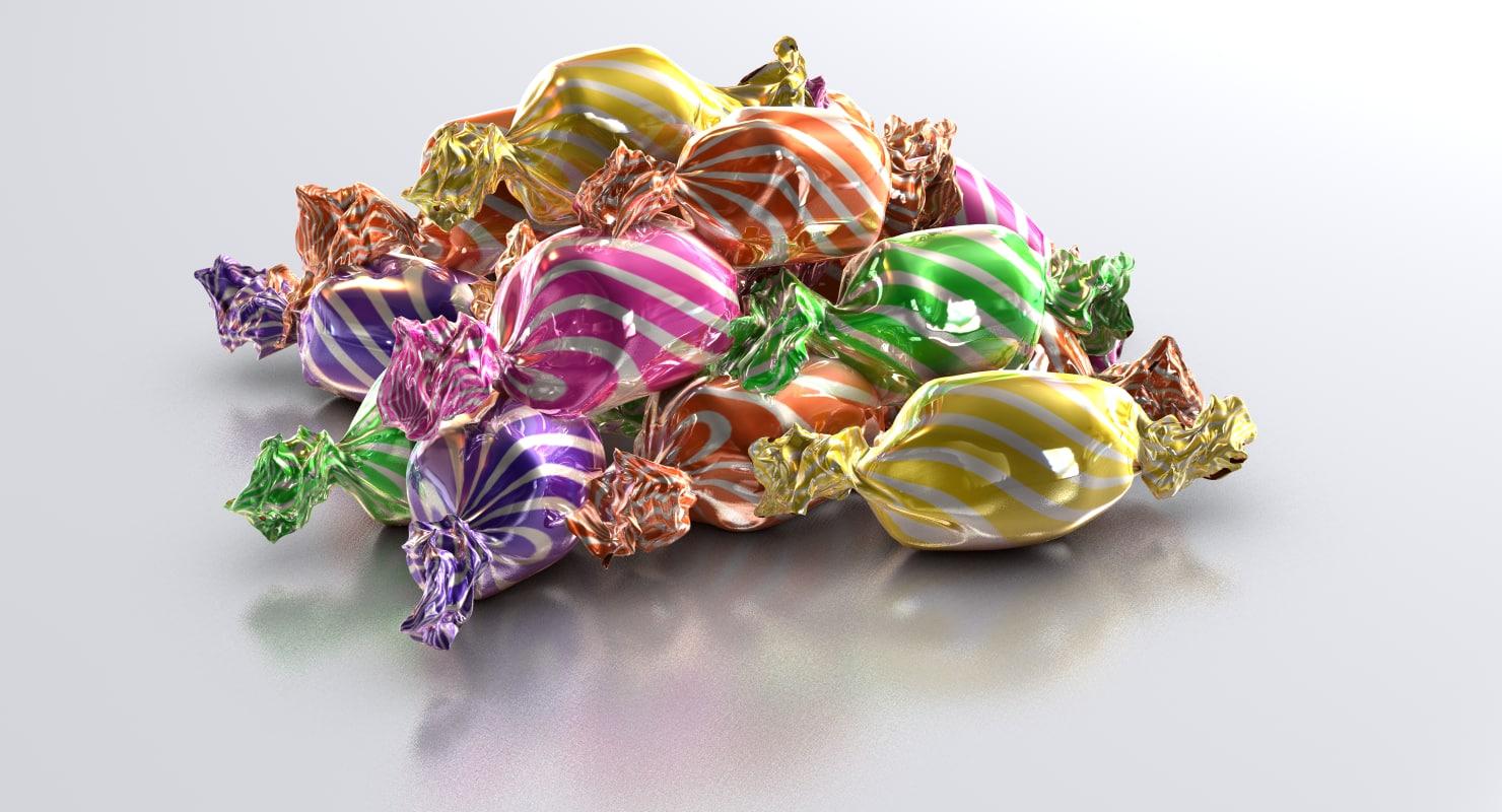 candies 3ds